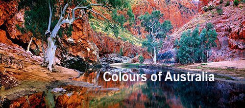 Colours Of Australia 550x222
