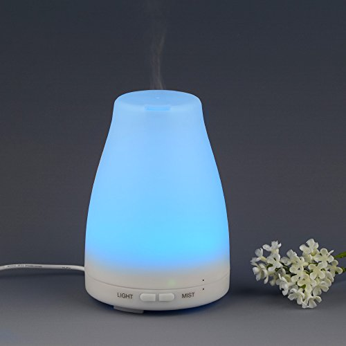 Aromatic Oil Diffusers ~ Aromatherapy cool mist diffuser australian essential oils