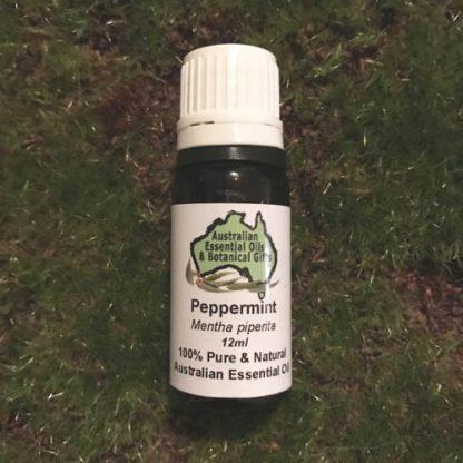 Peppermint 100% Pure Essential Oil 12ml