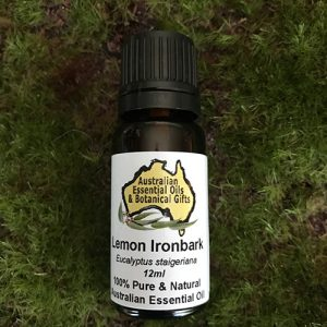 Eucalyptus Lemon Ironbark Essential Oil 12ml
