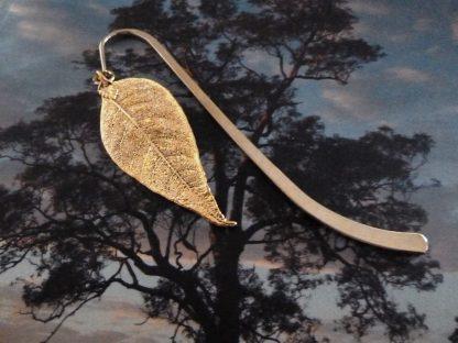 Australian Real Leaf Bookmark