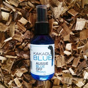 Australian Kakadu Blue Insect Repellant