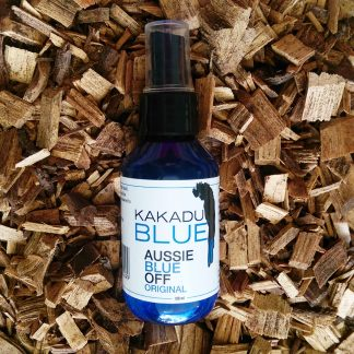 "Kakadu Blue Insect Repellant is a unique ""Top End"" Natural insect repellant. Made in Darwin from 100% pure & natural Australian Blue Cypress essential Oil."