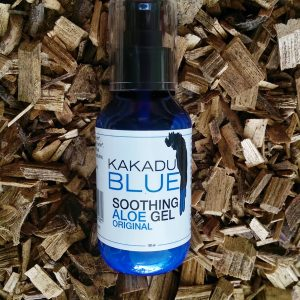 Australian Kakadu Blue Soothing Aloe Gel