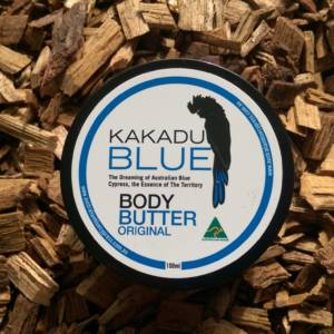 Australian Kakadu Blue Body Butter