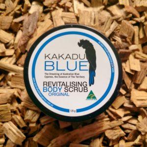 Australian Kakadu Body Scrub