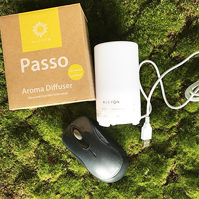 Aromatherapy USB Diffuser