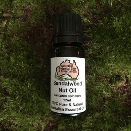 Sandalwood Nut Oil