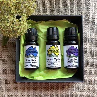 Australian Essential Oil Favourites