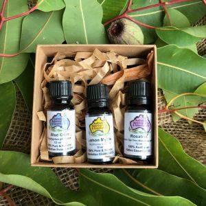 Australian Essential Oils Favourites Gift Set