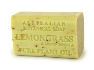 Lemon Myrtle and Lemongrass Soap