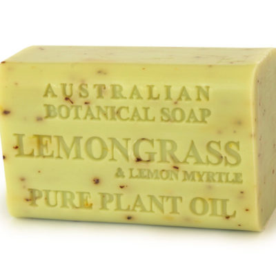 Soap Lemon Myrtle and Lemongrass