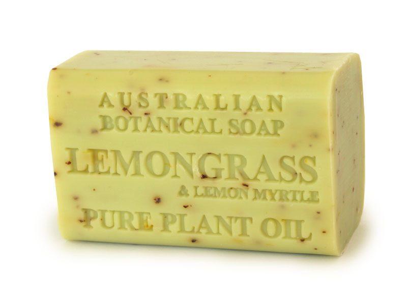 Soap Lemon Myrtle and Lemongrass