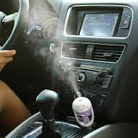 Aromatherapy Car Diffuser