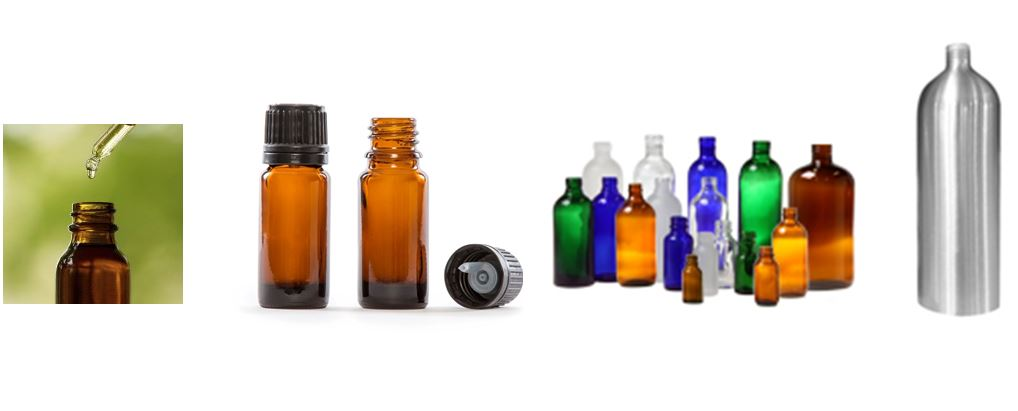 Bottle Sizes for Australian Essential Oils
