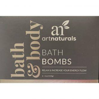 Bath Bombs Tranquility