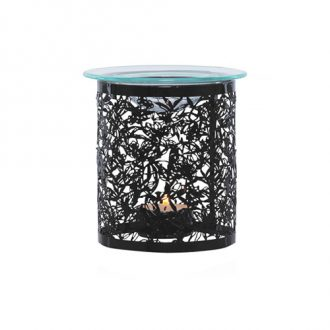 Shadow Oil Burner Black